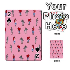 Hotline Bling Pattern Playing Cards 54 Designs
