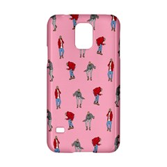 Hotline Bling Pattern Samsung Galaxy S5 Hardshell Case