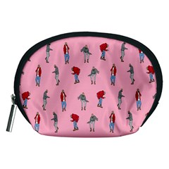 Hotline Bling Pattern Accessory Pouches (medium)