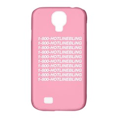1 800 Hotline Bling Samsung Galaxy S4 Classic Hardshell Case (pc+silicone)