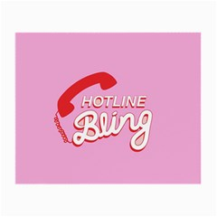 Hotline Bling Small Glasses Cloth (2 Side)