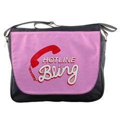Hotline Bling Messenger Bags