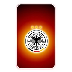 Deutschland Logos Football Not Soccer Germany National Team Nationalmannschaft Memory Card Reader