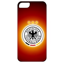 Deutschland Logos Football Not Soccer Germany National Team Nationalmannschaft Apple Iphone 5 Classic Hardshell Case
