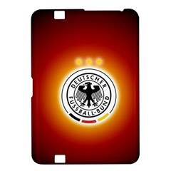 Deutschland Logos Football Not Soccer Germany National Team Nationalmannschaft Kindle Fire Hd 8 9