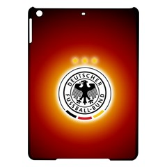 Deutschland Logos Football Not Soccer Germany National Team Nationalmannschaft Ipad Air Hardshell Cases