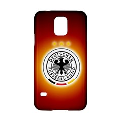 Deutschland Logos Football Not Soccer Germany National Team Nationalmannschaft Samsung Galaxy S5 Hardshell Case