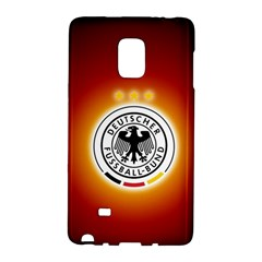 Deutschland Logos Football Not Soccer Germany National Team Nationalmannschaft Galaxy Note Edge