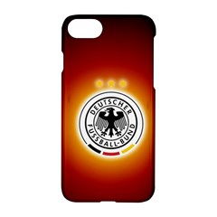 Deutschland Logos Football Not Soccer Germany National Team Nationalmannschaft Apple Iphone 7 Hardshell Case