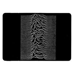 Grayscale Joy Division Graph Unknown Pleasures Samsung Galaxy Tab 8 9  P7300 Flip Case
