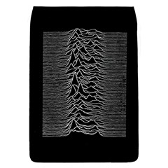 Grayscale Joy Division Graph Unknown Pleasures Flap Covers (s)