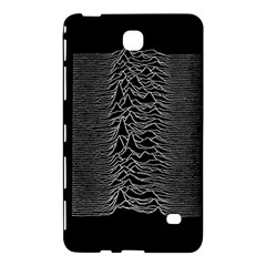Grayscale Joy Division Graph Unknown Pleasures Samsung Galaxy Tab 4 (8 ) Hardshell Case