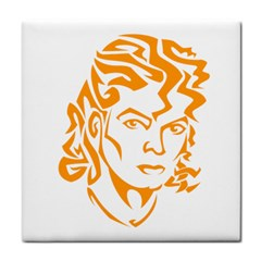 Michael Jackson Tile Coasters