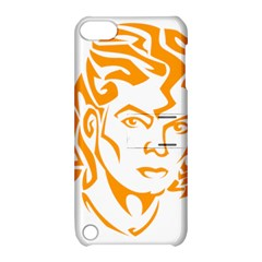 Michael Jackson Apple Ipod Touch 5 Hardshell Case With Stand