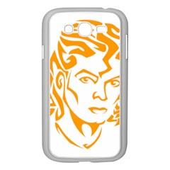 Michael Jackson Samsung Galaxy Grand Duos I9082 Case (white)