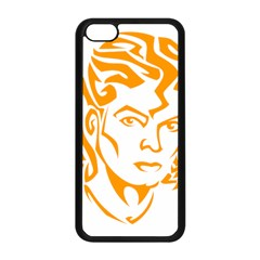 Michael Jackson Apple Iphone 5c Seamless Case (black)
