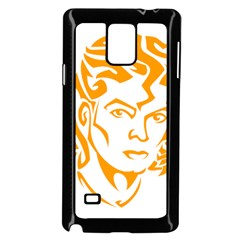 Michael Jackson Samsung Galaxy Note 4 Case (black)
