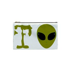 I Want To Believe Cosmetic Bag (small)