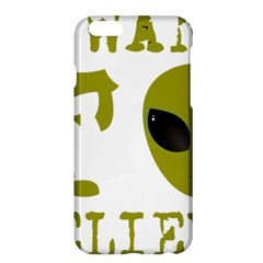I Want To Believe Apple Iphone 6 Plus/6s Plus Hardshell Case