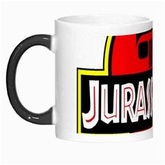 Jurassic Jeep Park Morph Mugs