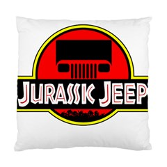 Jurassic Jeep Park Standard Cushion Case (one Side)