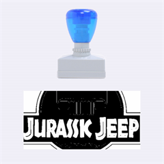 Jurassic Jeep Park Rubber Stamps (Medium)