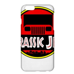 Jurassic Jeep Park Apple Iphone 6 Plus/6s Plus Hardshell Case