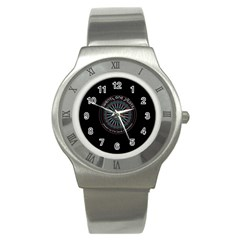 Twenty One Pilots Power To The Local Dreamder Stainless Steel Watch