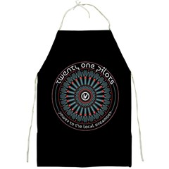 Twenty One Pilots Power To The Local Dreamder Full Print Aprons