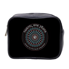 Twenty One Pilots Power To The Local Dreamder Mini Toiletries Bag 2 Side