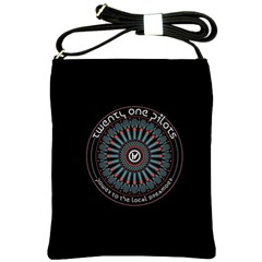 Twenty One Pilots Power To The Local Dreamder Shoulder Sling Bags