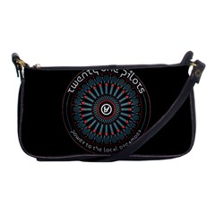 Twenty One Pilots Power To The Local Dreamder Shoulder Clutch Bags