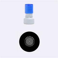 Twenty One Pilots Power To The Local Dreamder Rubber Round Stamps (small)