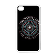 Twenty One Pilots Power To The Local Dreamder Apple Iphone 4 Case (white)