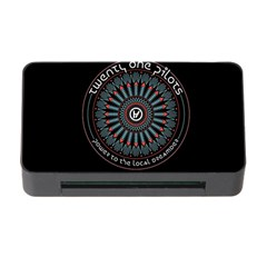 Twenty One Pilots Power To The Local Dreamder Memory Card Reader With Cf