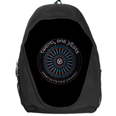 Twenty One Pilots Power To The Local Dreamder Backpack Bag