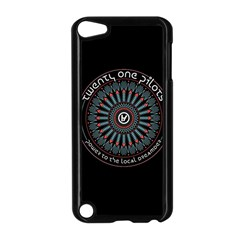 Twenty One Pilots Power To The Local Dreamder Apple Ipod Touch 5 Case (black)