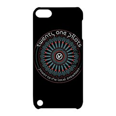 Twenty One Pilots Power To The Local Dreamder Apple Ipod Touch 5 Hardshell Case With Stand