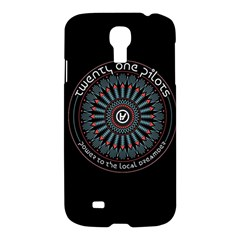 Twenty One Pilots Power To The Local Dreamder Samsung Galaxy S4 I9500/i9505 Hardshell Case