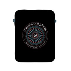 Twenty One Pilots Power To The Local Dreamder Apple Ipad 2/3/4 Protective Soft Cases