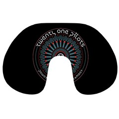 Twenty One Pilots Power To The Local Dreamder Travel Neck Pillows