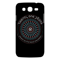 Twenty One Pilots Power To The Local Dreamder Samsung Galaxy Mega 5 8 I9152 Hardshell Case
