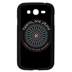 Twenty One Pilots Power To The Local Dreamder Samsung Galaxy Grand Duos I9082 Case (black)