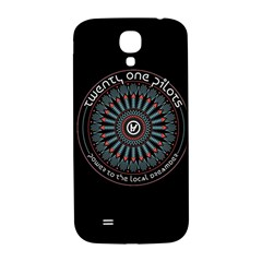 Twenty One Pilots Power To The Local Dreamder Samsung Galaxy S4 I9500/i9505  Hardshell Back Case