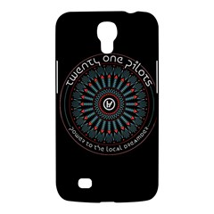 Twenty One Pilots Power To The Local Dreamder Samsung Galaxy Mega 6 3  I9200 Hardshell Case