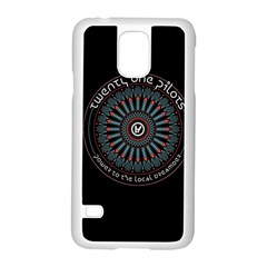 Twenty One Pilots Power To The Local Dreamder Samsung Galaxy S5 Case (white)