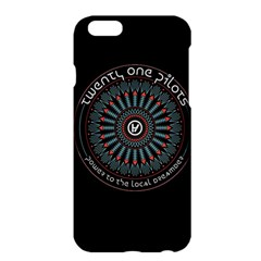 Twenty One Pilots Power To The Local Dreamder Apple Iphone 6 Plus/6s Plus Hardshell Case