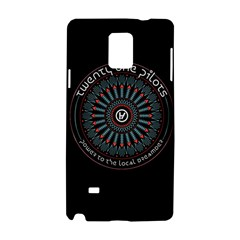 Twenty One Pilots Power To The Local Dreamder Samsung Galaxy Note 4 Hardshell Case
