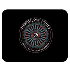 Twenty One Pilots Power To The Local Dreamder Double Sided Flano Blanket (medium)