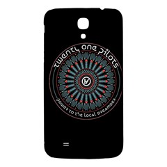 Twenty One Pilots Power To The Local Dreamder Samsung Galaxy Mega I9200 Hardshell Back Case